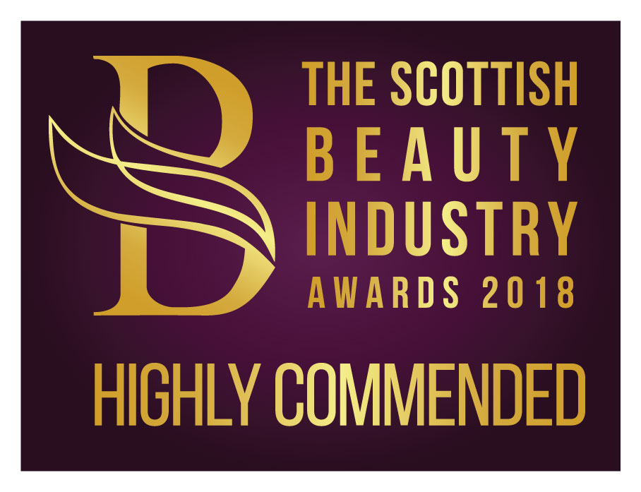 Scottish Beauty Industry Awards - Highly Commended.jpg